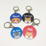 Best in Breed Bashtags® | Personalized Dog Tags by Blank Sheet