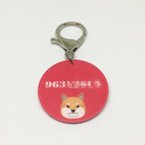 Shibainu | Best In Breed Bashtags® | Personalized Dog Tags by Blank Sheet