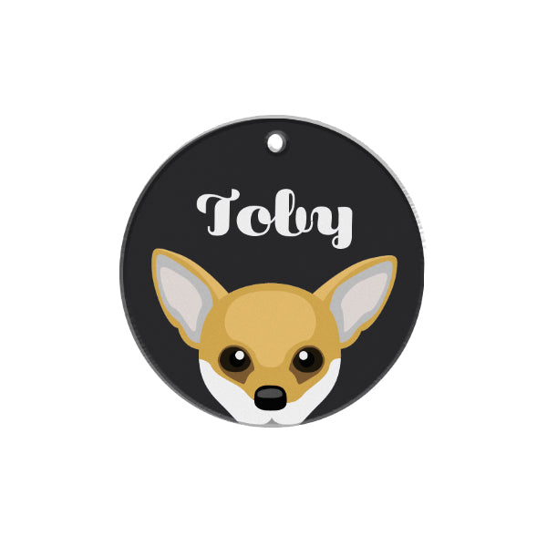 Chihuahua | Personalized Dog Tags by Blank Sheet