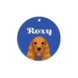 Cocker Spaniel | Best In Breed Bashtags® | Personalized Dog Tags by Blank Sheet