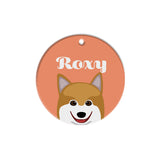 Welsh Corgi | Best In Breed Bashtags® | Personalized Dog Tags by Blank Sheet