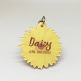 Daisy | Personalized Pet ID Tags For Dogs & Cats | Blank Sheet