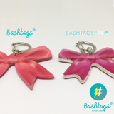 Elegant Bow | Personalized Pet ID Tags for Dogs & Cats by Blank Sheet