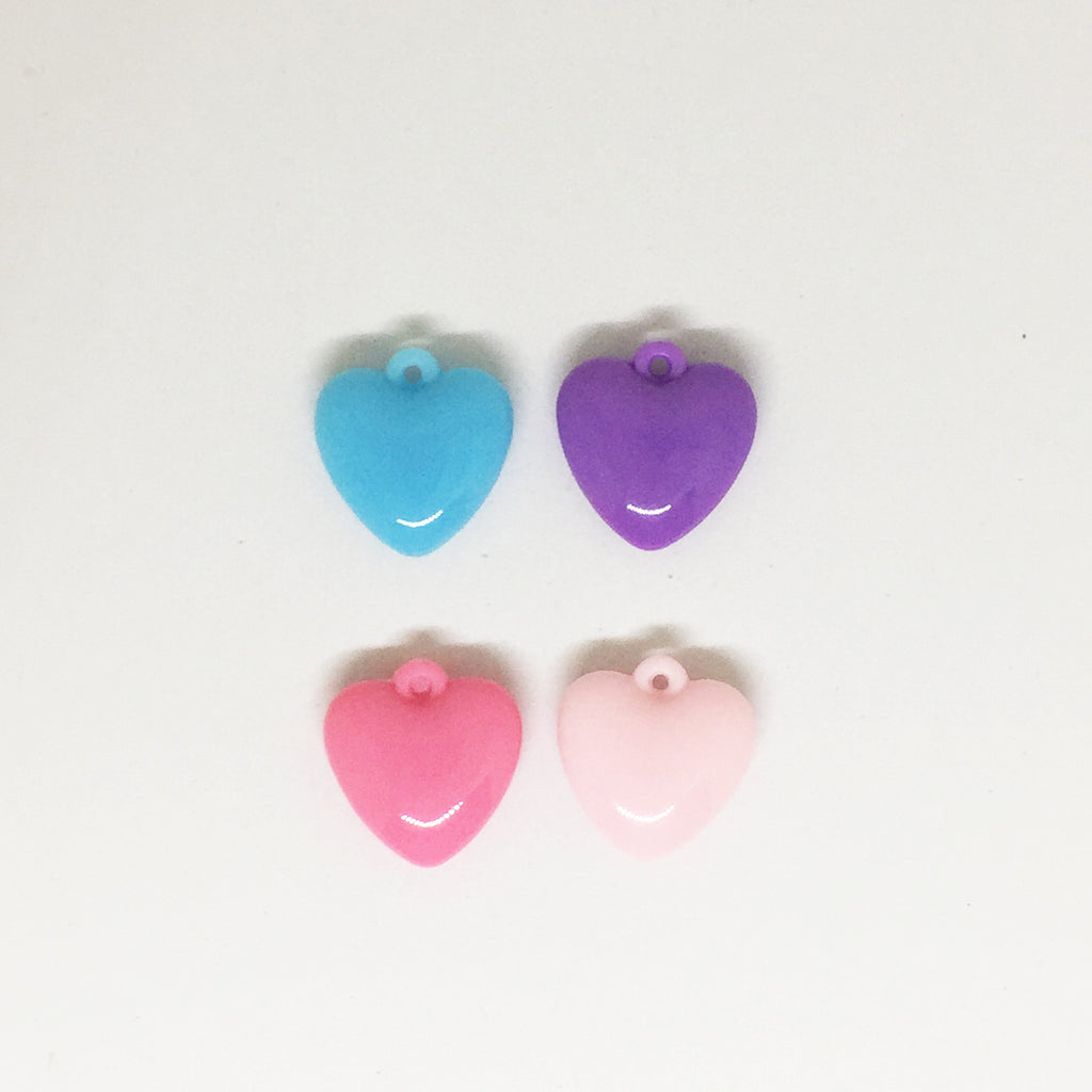 Heart Charms | Add a Charm to pet ID tag | Blank Sheet