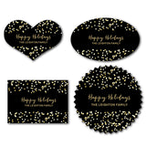 Holiday Sparkles (Black)