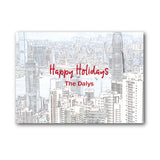 Hong Kong Unwrapped | Gift Stickers | Holiday Cards by Blank Sheet