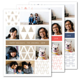 Winter Symmetry | Holiday Cards by Blank Sheet
