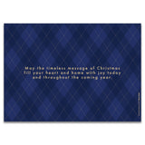 Festive Tartan | Holiday Cards and Christmas Cards by Blank Sheet