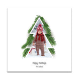 Berries & Vines | Holiday Cards and Christmas Cards by Blank Sheet