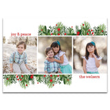 Noel Fir | Holiday Cards and Christmas Cards by Blank Sheet
