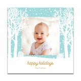 Magical Winter | Holiday Cards and Christmas Cards by Blank Sheet