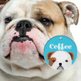 Bulldog | Best In Breed Bashtags® | Personalized Dog Tags by Blank Sheet
