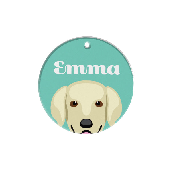 Labrador Retriever | Best in Breed Bashtags® | Personalized Dog Tags by Blank Sheet