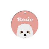 Maltese | Best in Breed Bashtags® | Personalized Dog Tags by Blank Sheet
