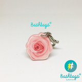 Rose | Personalized Pet ID Tags For Dogs & Cats | Blank Sheet