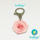 Rose - Blooms & Blossoms Pet ID Tag