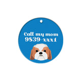 Shihtzu | Best In Breed Bashtags® | Personalized Dog Tags by Blank Sheet