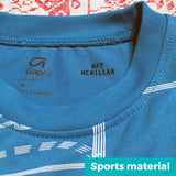 DIY textile marker - sports wear