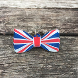 UK Patriot | Personalized Pet ID Tags for Dogs & Cats by Blank Sheet
