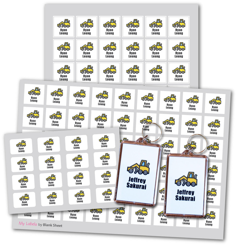 My Labels™ Chic & Fun Name Labels Value Pack
