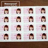 Waterproof labels