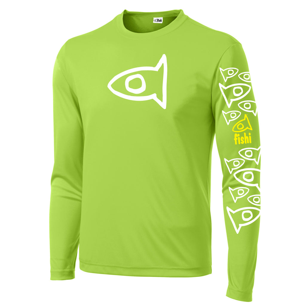 Adult Swim Shirt Lime Pat
