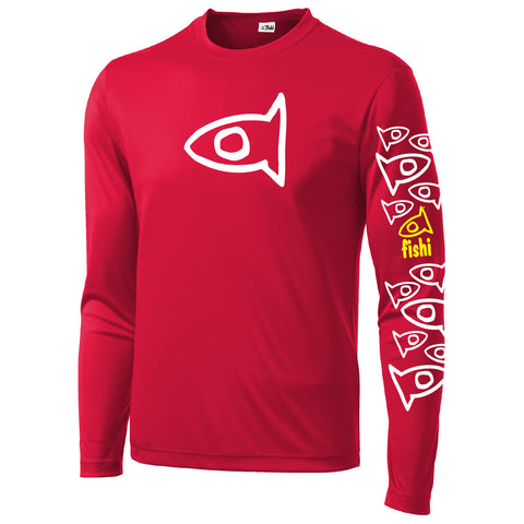 Adult Swim Shirt Red Pat