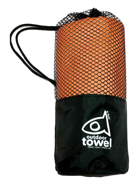 Microfiber Towel - Orange