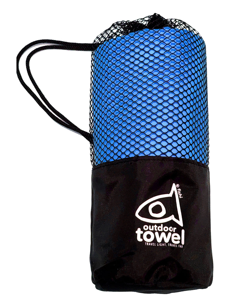 Microfiber Towel - Blue