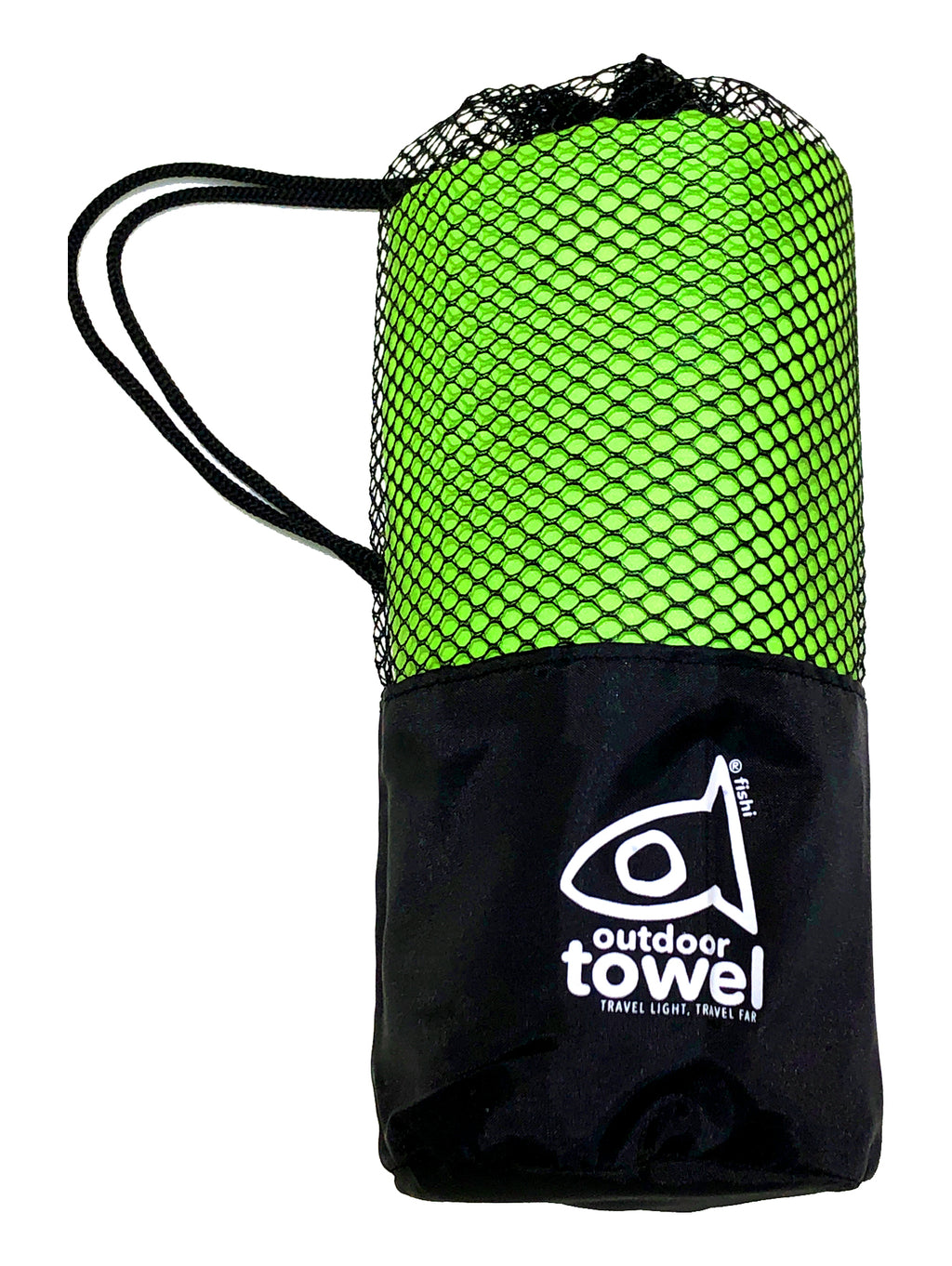 Microfiber Towel - Lime