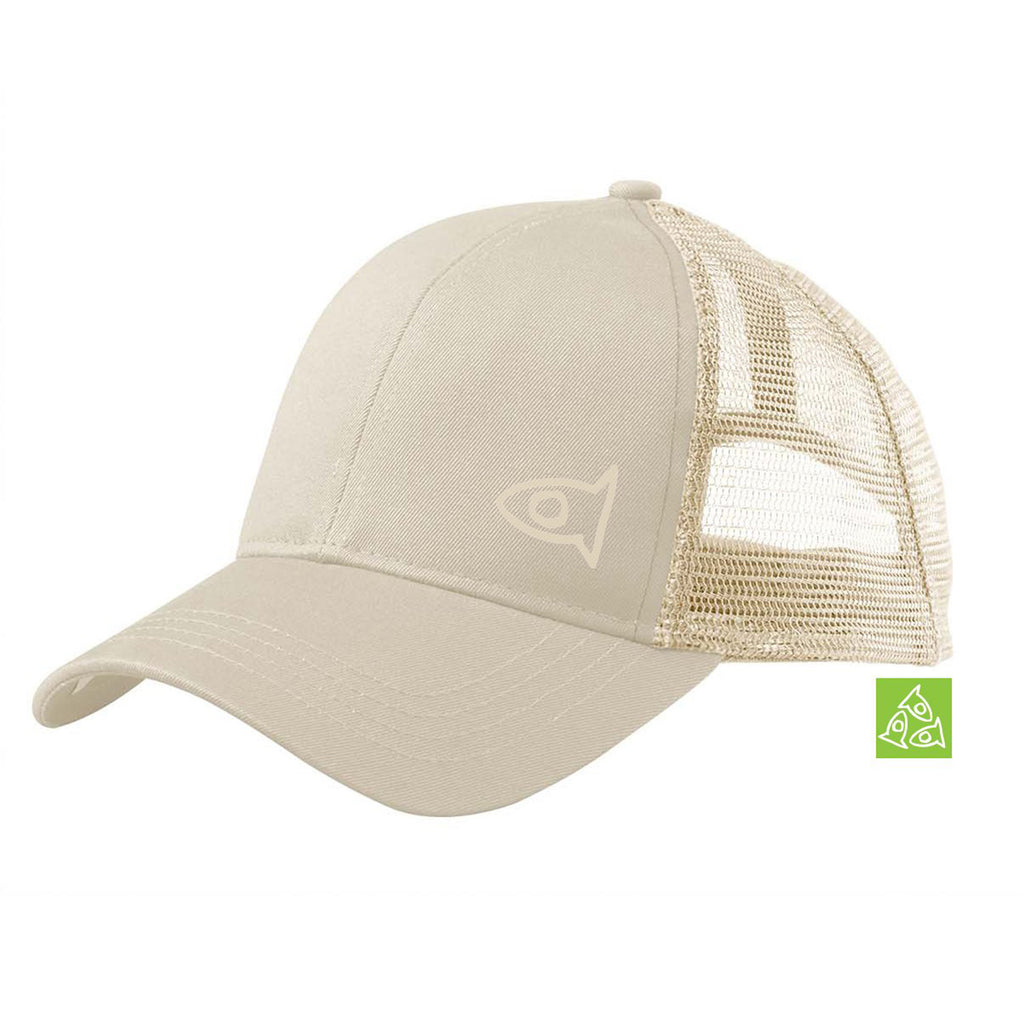 Eco Hat Dolphin / White