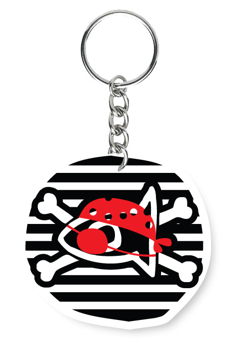 Key Chain Pirate Fishi