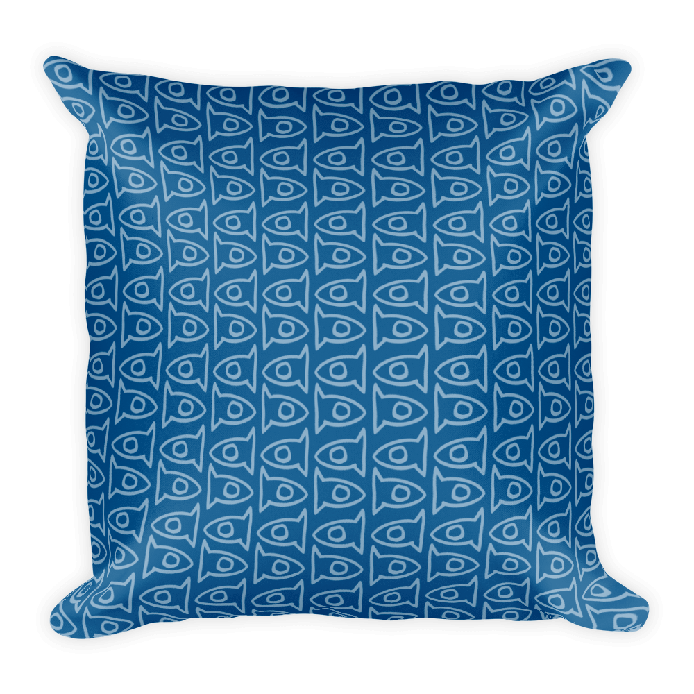 Pattern w/ Solid Background (Available in 5 colors)