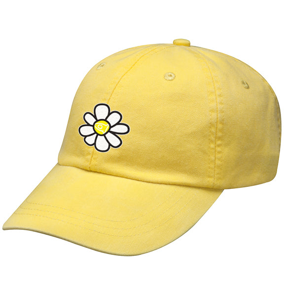 Flower Fishi Dad Cap (in 2 Colors)