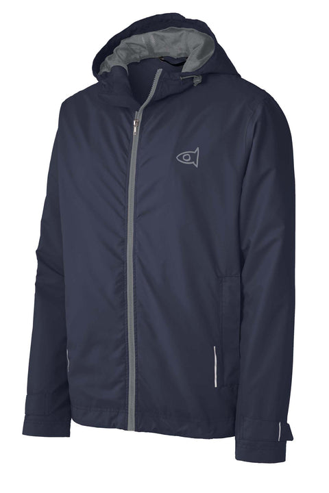 Rainwear for him - Navy