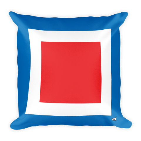 "Nautical Flag ""W"""