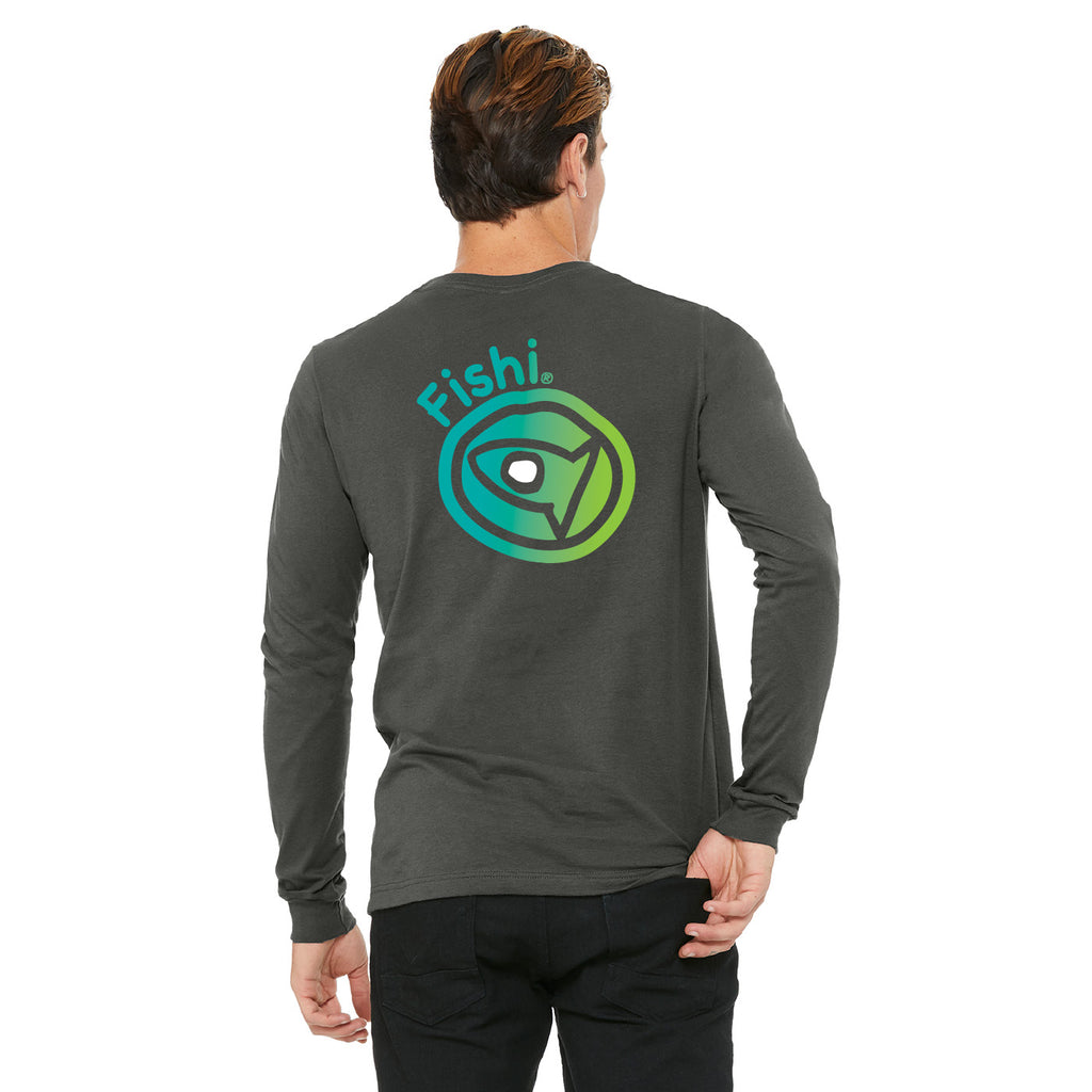 Long-Sleeve Unisex Grey