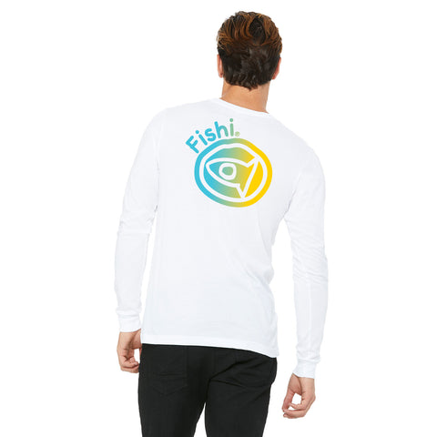 Long-Sleeve Unisex White