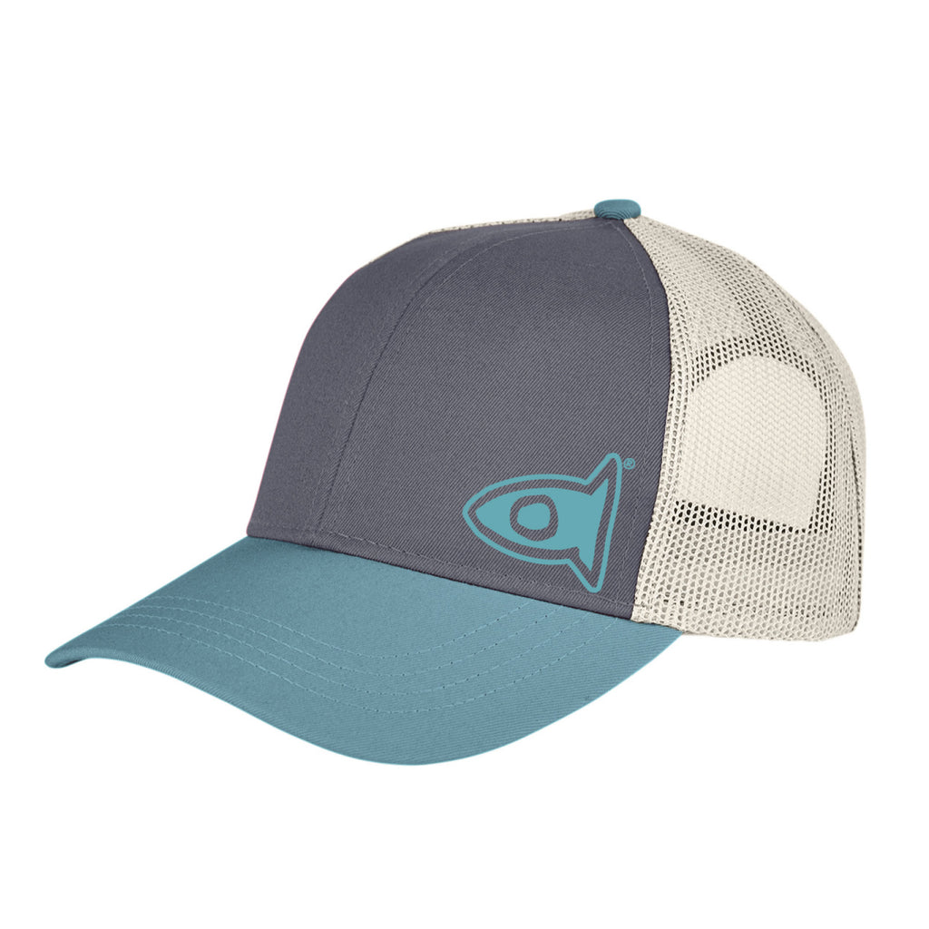 Trucker Cap Smoke / Blue Slate / Tan