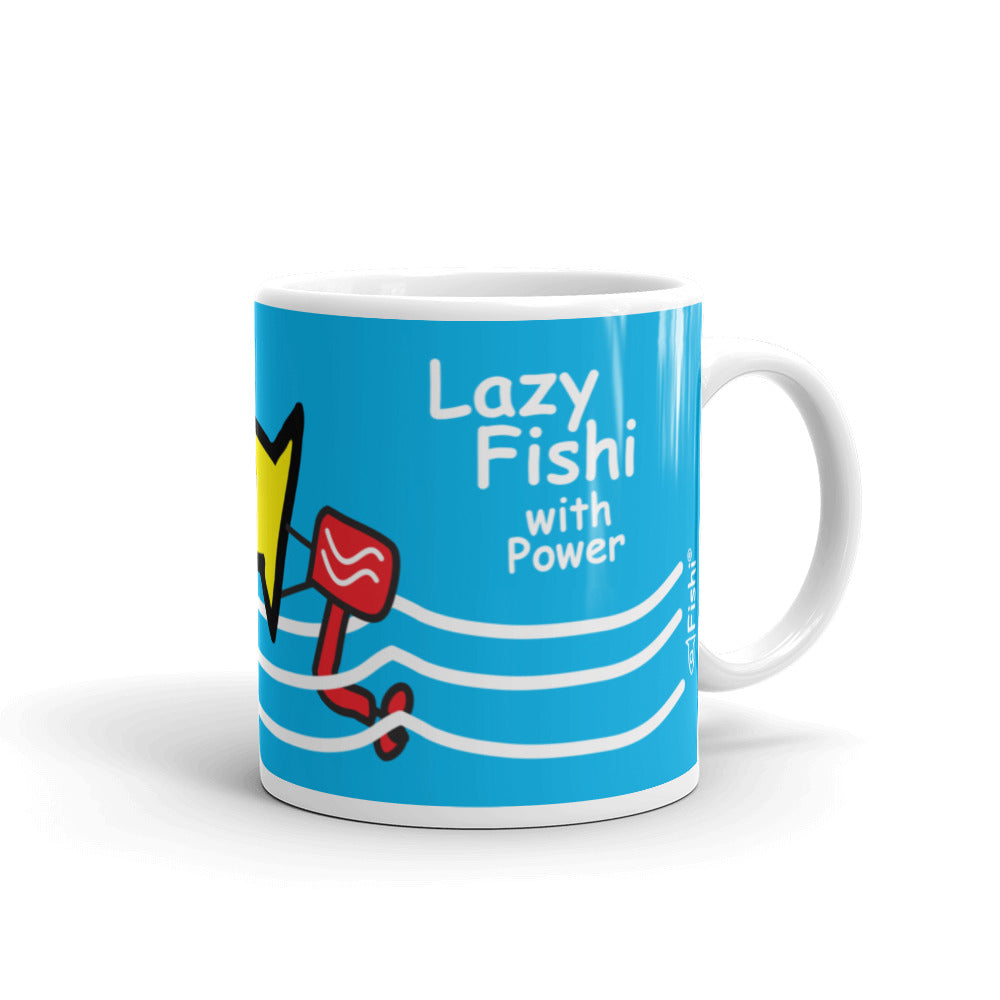 Lazy Fishi with Power