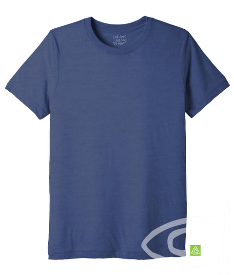 Adult Eco Navy Crew T-shirt