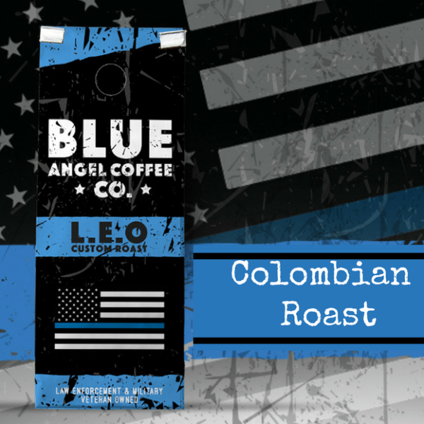 Blue Angel Coffee Co. - Law Enforcement Custom Roast - Blue Angel Coffee