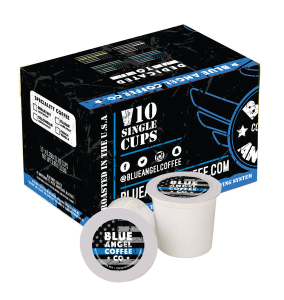 Flash Sale -Blue Angel Coffee K-Cups 2 count (Shipping Included) - Blue Angel Coffee