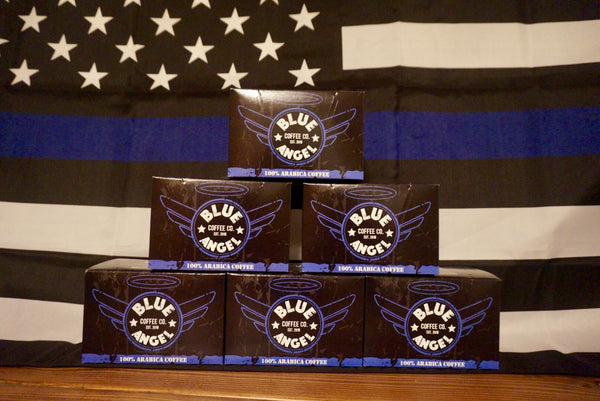 Temporarily Out of Stock Blue Angel Coffee K-Cups 2 count (Shipping Included) - Blue Angel Coffee
