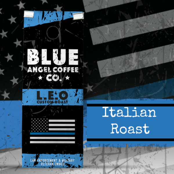 Blue Angel Coffee- Italian Roast - Blue Angel Coffee