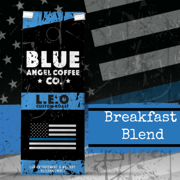 Blue Angel Coffee- Breakfast Blend - Blue Angel Coffee