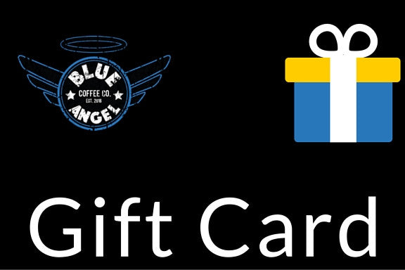 Gift Card - Blue Angel Coffee
