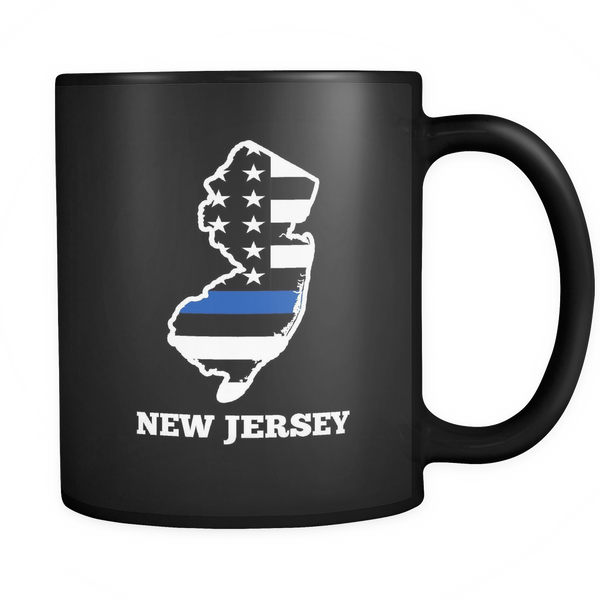 New Jersey Thin Blue Line - Blue Angel Coffee