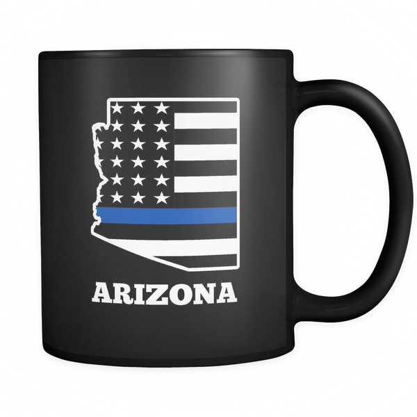 Arizona Thin Blue Line - Blue Angel Coffee