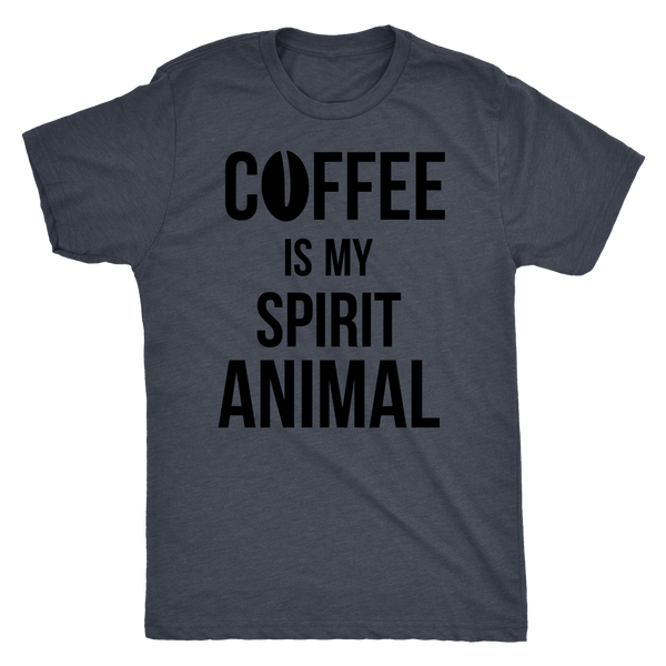 Coffee is my spirit animal - Blue Angel Coffee
